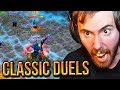 Asmongold First Fully Geared DUELS In Classic WoW