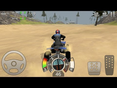 Offroad Outlaws (by Battle Creek Games) Android Gameplay [HD]