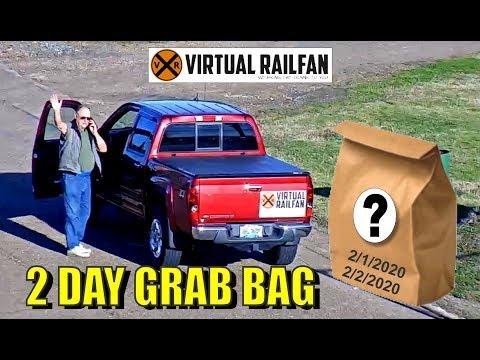 Virtual Railfan 2 Day Grab Bag!   February 1st & 2nd, 2020