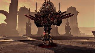 Blade and Soul KFM Tank Sandstorm Temple Hard Mode