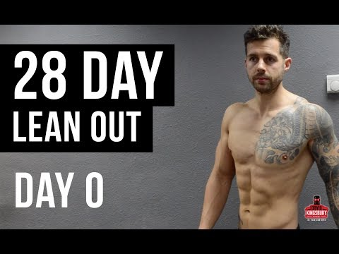 28 DAY LEAN  OUT - DAY ZERO