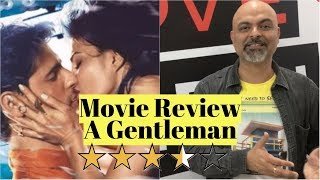 A Gentleman   Movie Review   Jacqueline Fernandez   Suniel Shetty   Sidharth Malhotra   #TutejaTalks