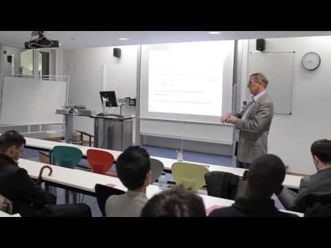 LSE Finance Society: Rupert Scofield on becoming a social entrepreneur