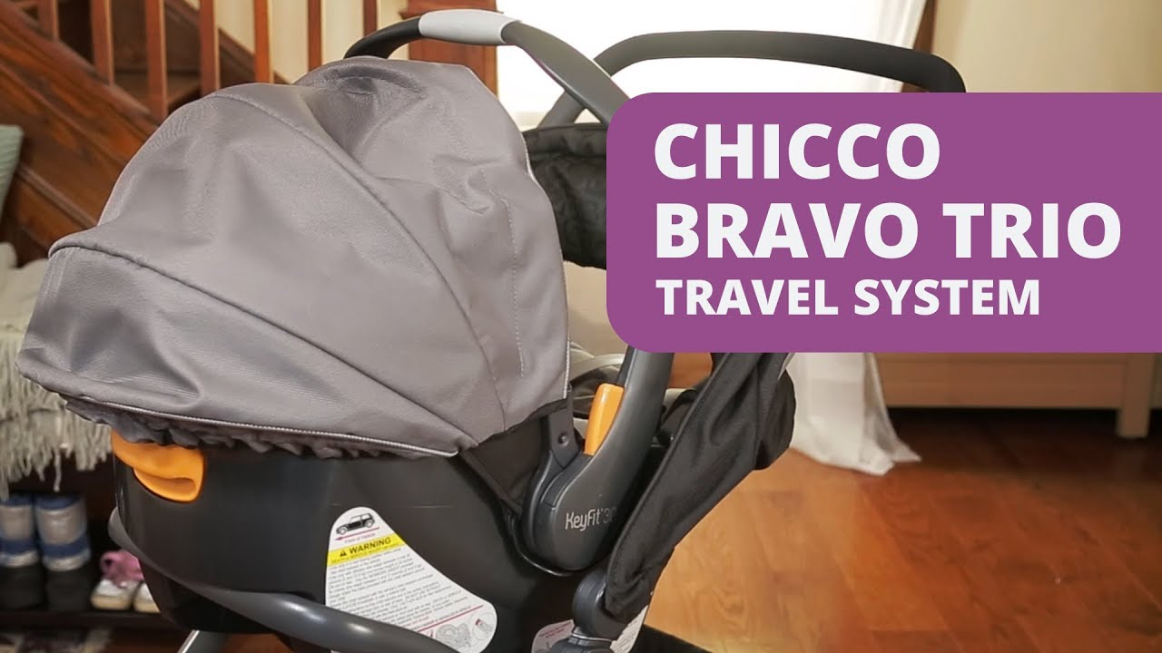 Chicco Bravo Travel System Vs Le Leancy Travel
