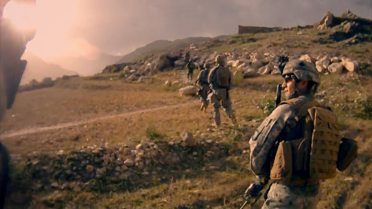 Review: Discovery's must-watch Taking Fire takes us into combat in