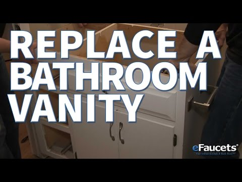 how-to-replace-a-bathroom-vanity-|-efaucets.com