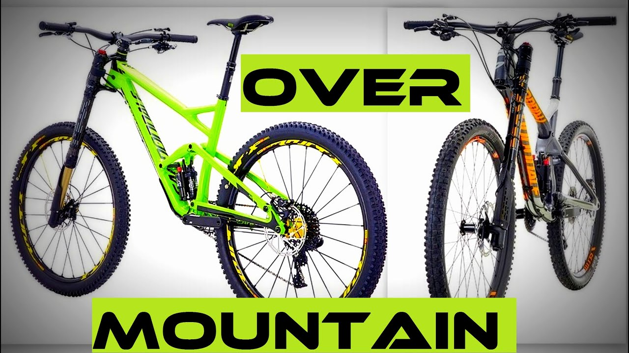 Cannondale Jekyll Vs Trigger Which Full Suspension Bike To Buy