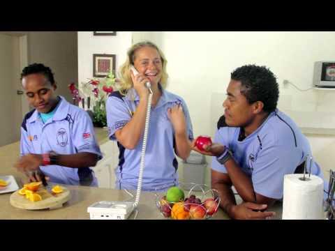 Telecom Fiji 20CENTS PER CALLS TVC