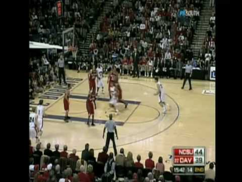 Stephen Curry (44 point performance vs N.C. State)