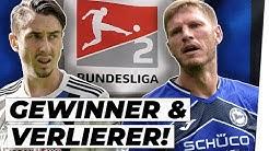 2. Bundesliga: So unberechenbar ist die Saison! |Top & Flop 3