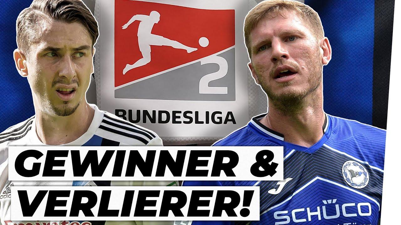 2 Liga Beendet Saison