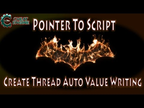 Game Hacking: Create Thread Auto Writing & Scripting out Pointers