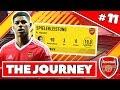 FIFA 17: THE JOURNEY #11 | TRAUMSTART IN DER PREMIER LEAGUE! | DEUTSCH VOLLVERSION GAMEPLAY