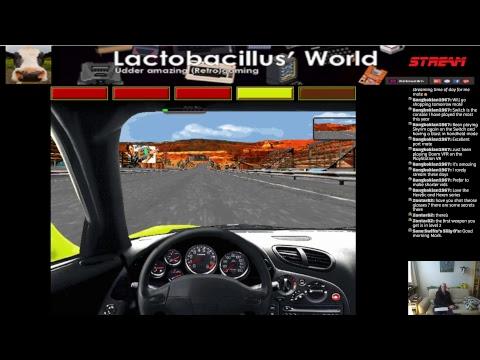 "Trying Games On Batocera Linux ""RetroPie x86"" / Recallbox With Proper AV  Grabber Live Stream"