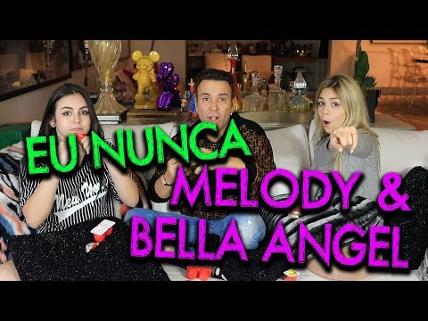 EU NUNCA COM MELODY E BELLA ANGEL | #HottelMazzafera