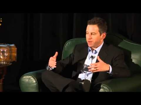 Sam Harris question and answer about his book