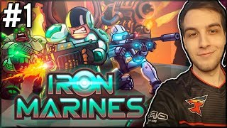 MIESIĄCE OCZEKIWAŃ... - Iron Marines #1