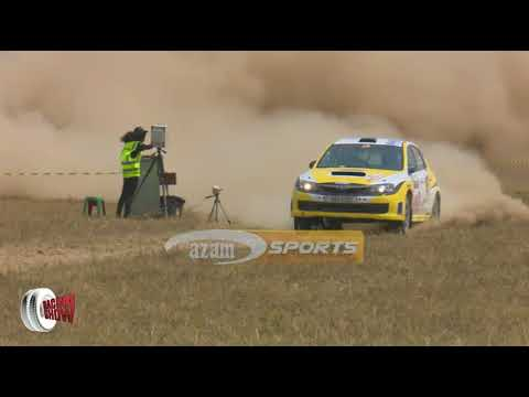 ZAMBIA INTERNATIONAL RALLY DAY 1 2017