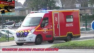 AMBULANCE SAPEURS-POMPIERS / FIREFIGHTERS AMBULANCE (SDIS 29-QUIMPER 29)