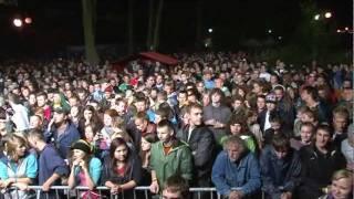 "JAFIA NAMUEL  "" Fire "" - Live @ OSTRÓDA REGGAE FESTIVAL 2011"