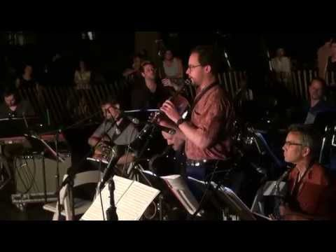 Sing, Sing, Sing. 2015 reconstruction of Benny Goodman's 1938 concert. The New York Jazzharmonic