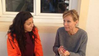 Interview de Rebecca Hampton - Marseille (mars 2017)