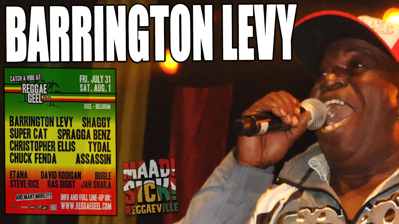 Barrington Levy Barrington Nothing's Changed