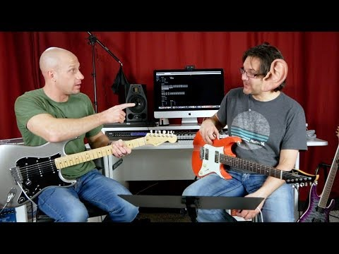 Practical Ear Training For Guitar Players