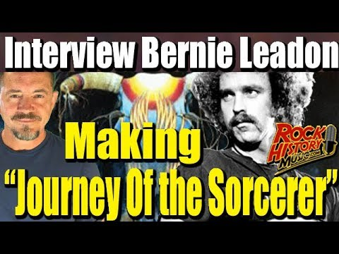 """Bernie Leadon On The Eagles Epic """"Journey Of The Sorcerer"""" From """"One Of These Nights"""""""