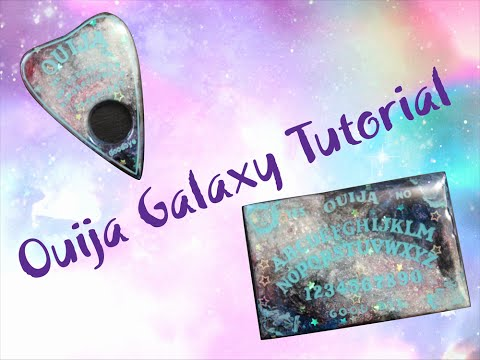 Ouija Galaxy Tutorial