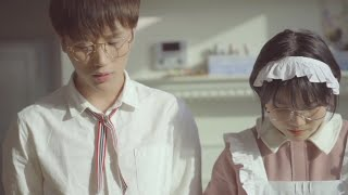 My Eyes is Blind But My Heart is not Blind /Cute Love Story/English Subtitles/Ep1