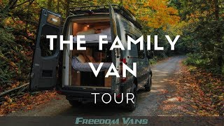 The Family Van Tour