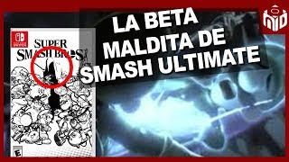 La BETA MALDITA de Smash Bros Ultimate