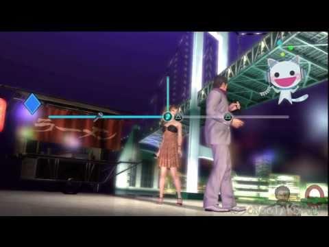 Yakuza 4- Karaoke: Pure Love in Kamurocho (Kiryu & Maya)