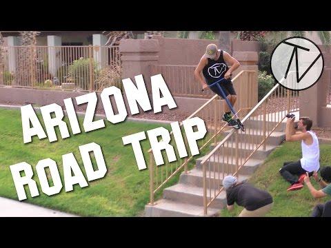 The Vault Does Arizona - AZ Road Trip │ The Vault Pro Scooters