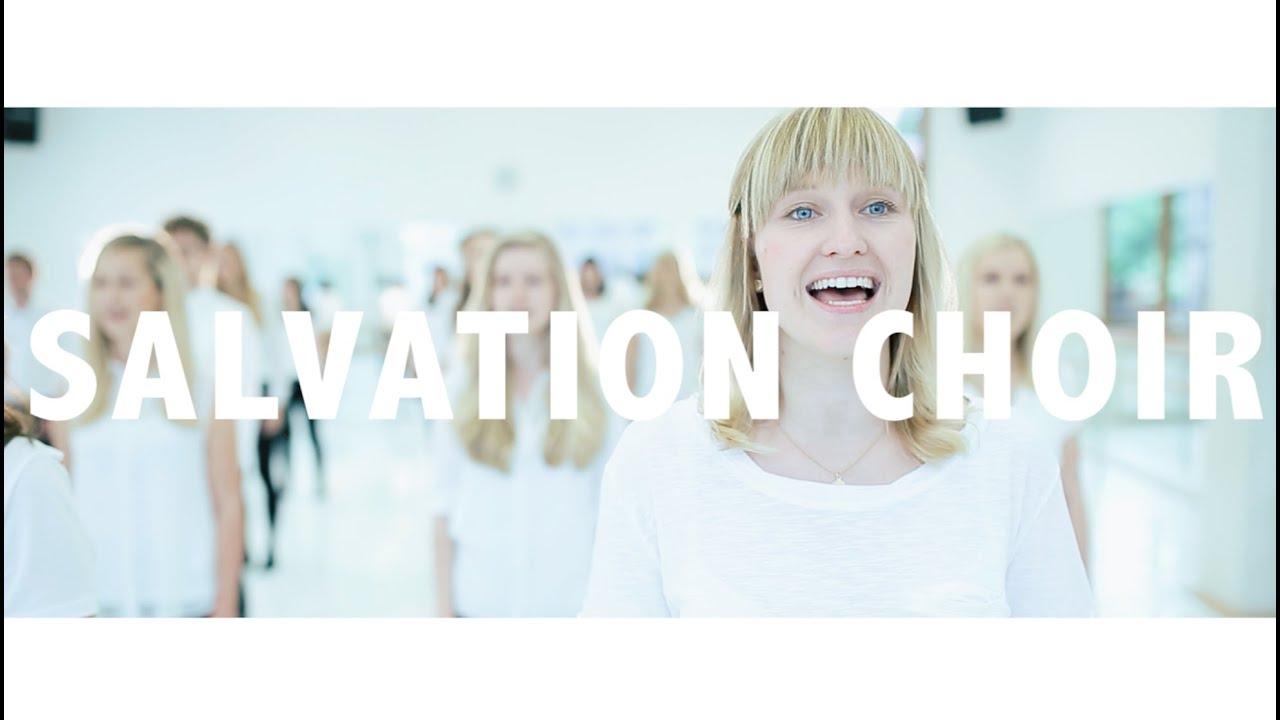 Salvation Choir True Colors Cover Hndgmcht
