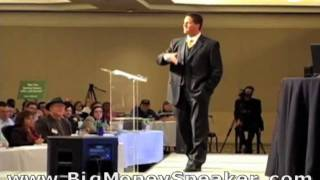 Public Speaker James Malinchak make money speaking