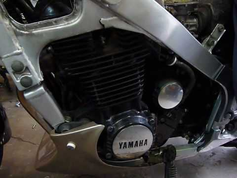 yamaha fj 1200 3ya 1995 motorlauf 2 youtube. Black Bedroom Furniture Sets. Home Design Ideas
