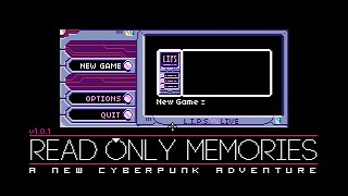 Review: Read Only Memories
