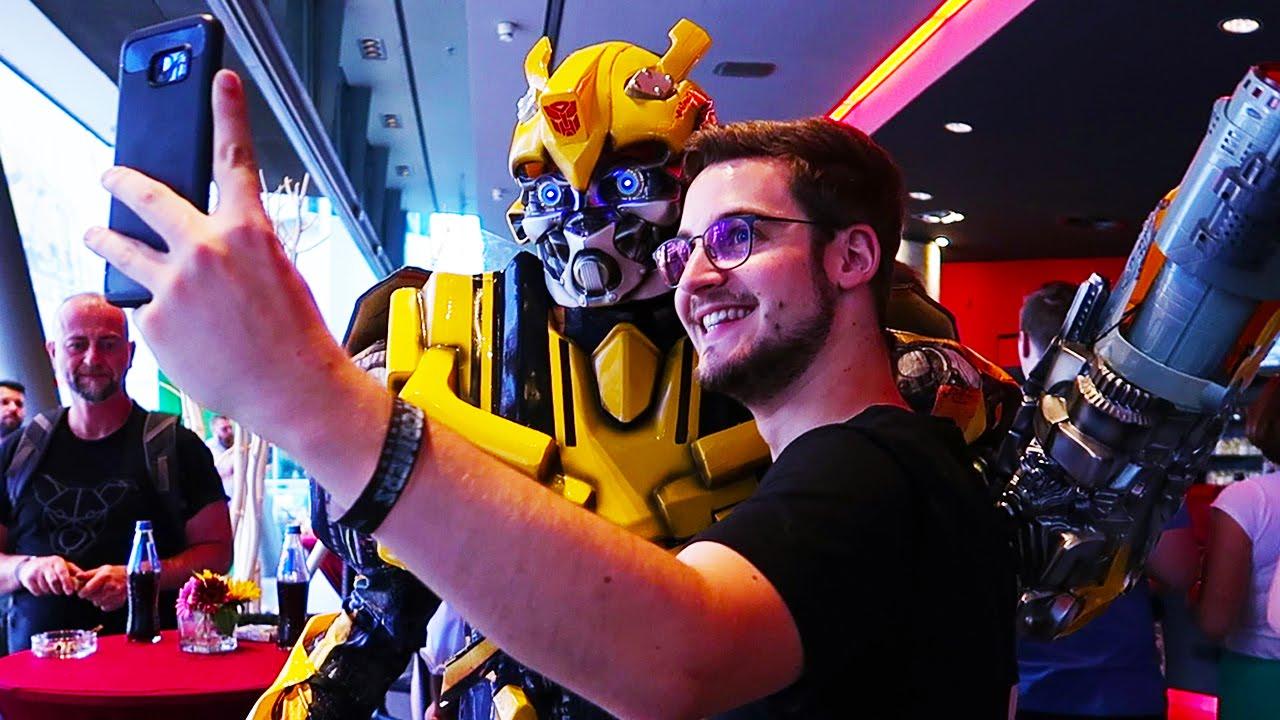 Wie ist der neue Transformers-Film? - YouTube