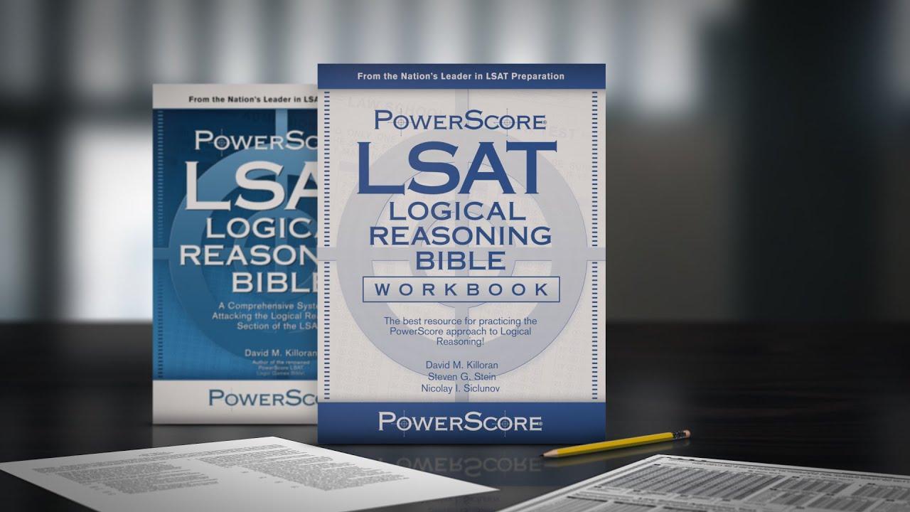 The powerscore lsat logical reasoning bible workbook overview youtube the powerscore lsat logical reasoning bible workbook overview malvernweather Images