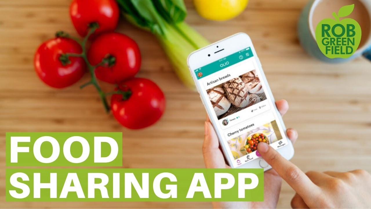 Olio food sharing app youtube olio food sharing app forumfinder Image collections