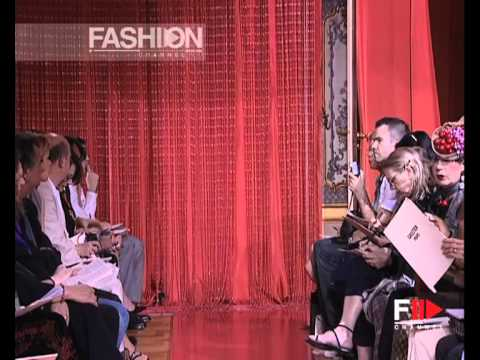 """""""Jean Paul Gaultier"""" Autumn Winter 2001 2002 1 of 7 haute couture by FashionChannel"""