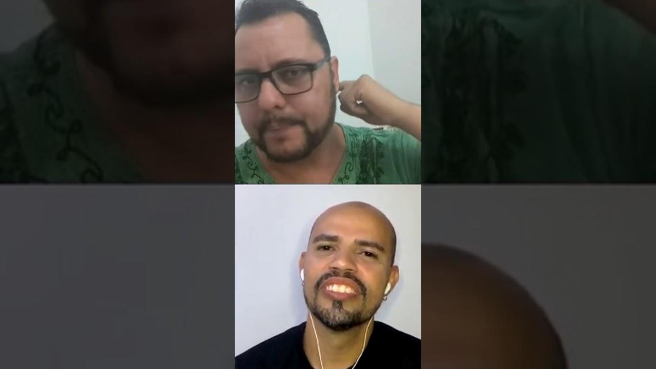 INSTALIVE SOBRE COLORAÇÃO & ALISAMENTO  - COM RODOLFO MARQUES E VITOR PINHO PARTE 2