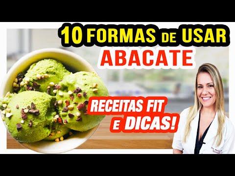 10 Formas de Usar Abacate na Dieta [SUPER DICAS e RECEITAS]
