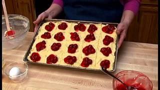 Cherry Peek-a-boo Bars - Lakeland Cooks!