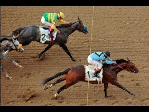1997 Belmont Stakes : Full ABC Broadcast