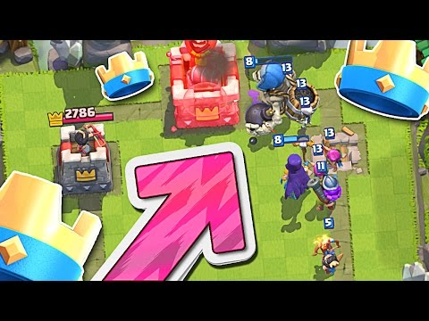 THE LADIES MAN :: Clash Royale :: Funny Moments in Clash Royale