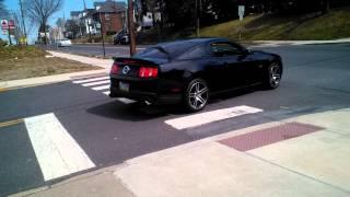"2011 GT 5.0 3"" off road x, Roush axle back, half throttle"