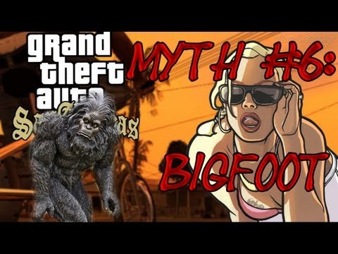 GTA 5 BIGFOOT Geheimnis Location Bigfoot Deutsch THE LAST ONE